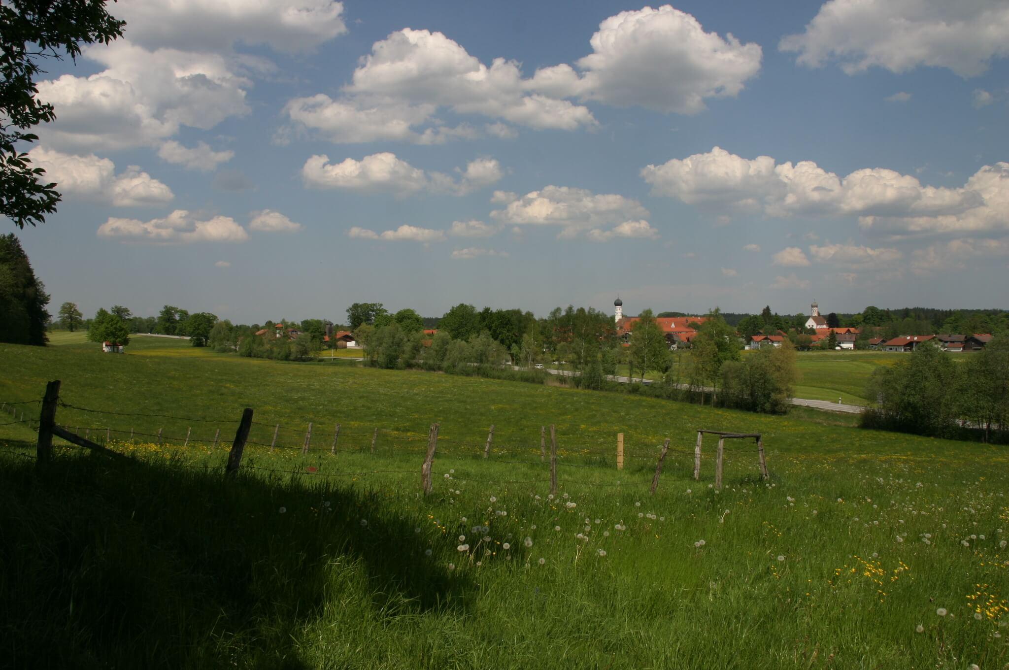 Wegbilder Eurasburg-Beuerberg